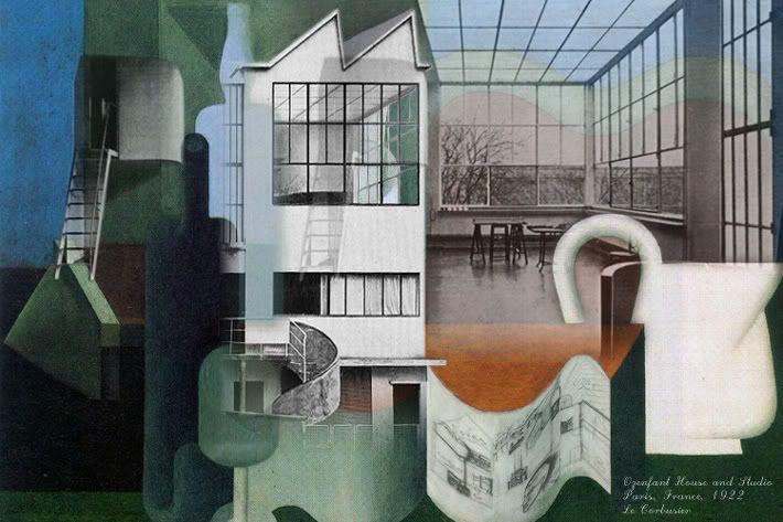 Maison Ozenfant -Amédée Ozenfant influence. -Purism and the affect of art on Corbusier's architectural work.