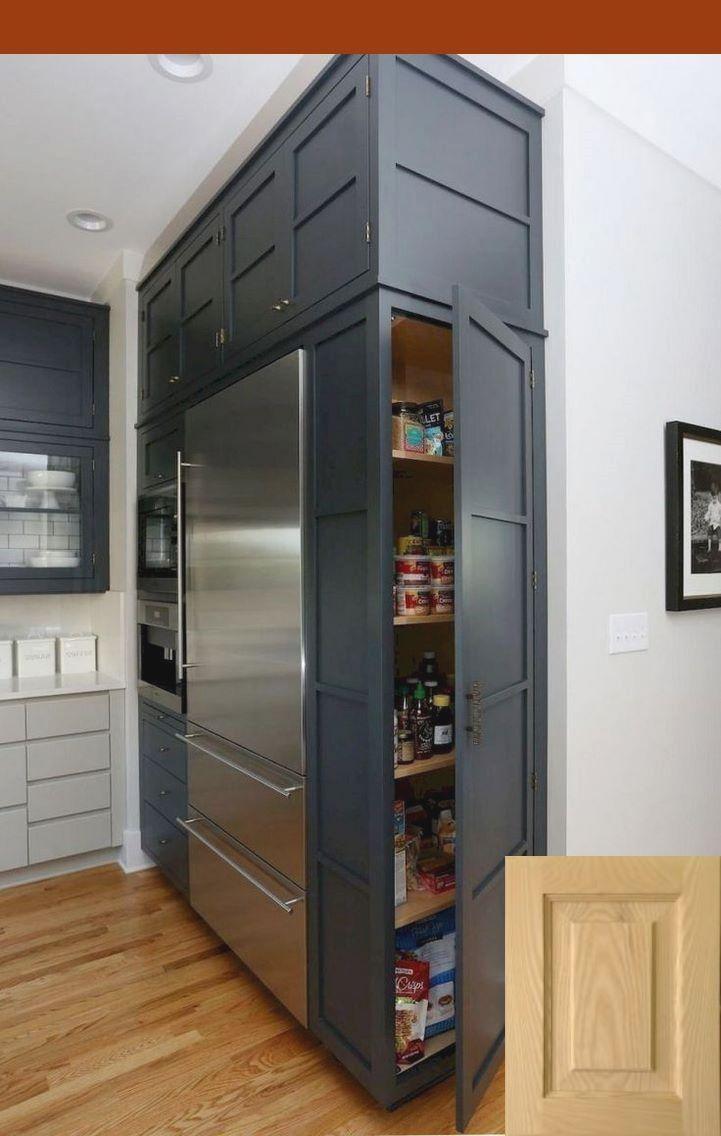 Cabinet Ideas Around Refrigerator Kitchen Cabinet Design Kitchen Design Kitchen Interior