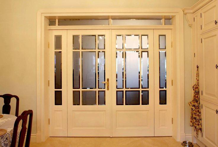 drzwi dębowe składane