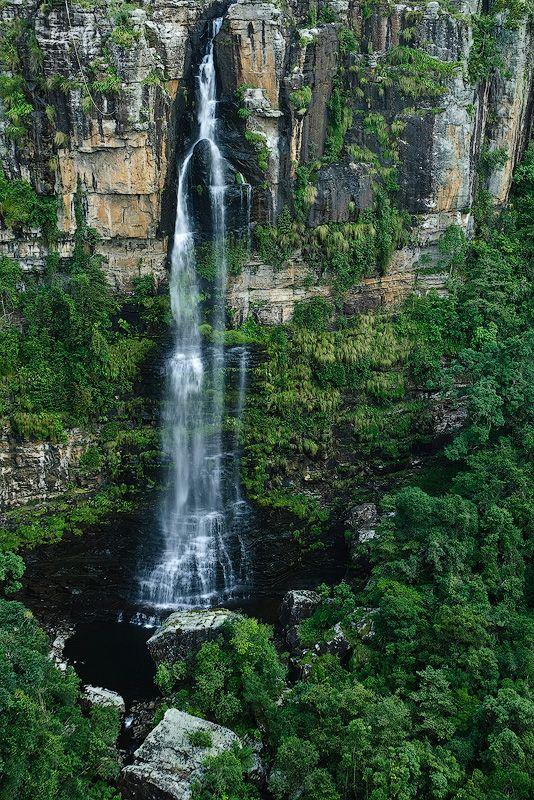 Graskop Falls, Graskop, Mpumalanga, South Africa.