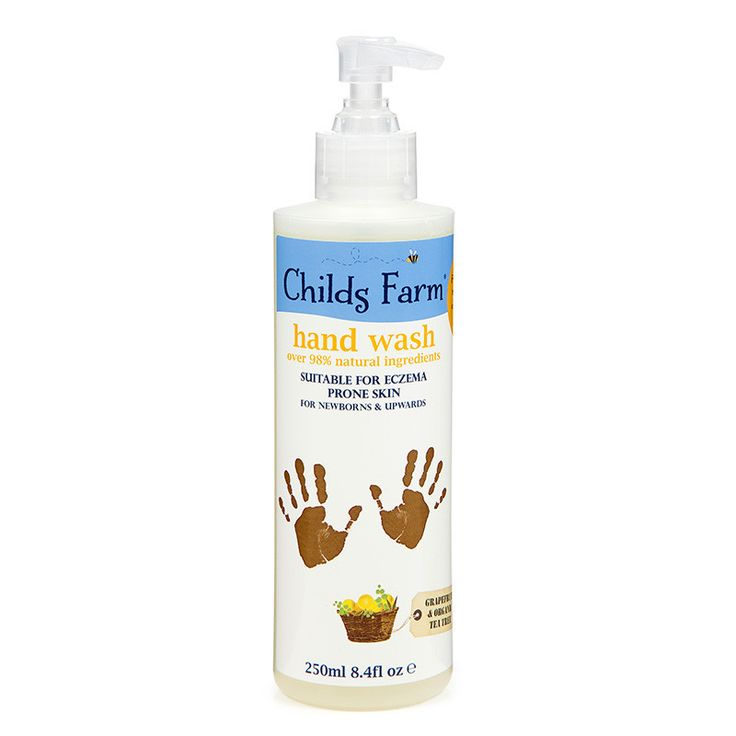 Hand wash for mucky mitts- a great hand wash for the the family. This has saved my hands which get incredibly dry from washing my hands a gazillion times a day! Pair it with the hand & body lotion for soft smooth hands all day long.