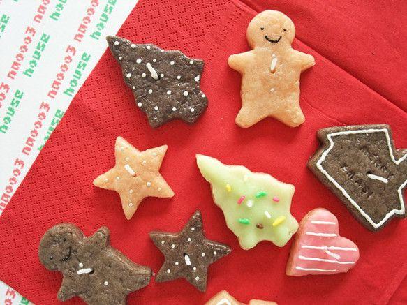 クリスマスをイメージしたクッキー型のキャンドル(詰め合わせ)です。プレーン生地風のキャンドルにはバニラの香りが、ココア生地風のキャンドルにはココアの香りがそれ... ハンドメイド、手作り、手仕事品の通販・販売・購入ならCreema。