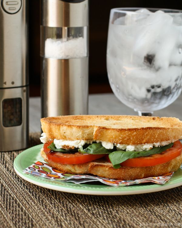 ... Goat Cheese Sandwiches on Pinterest | Sandwiches, Goat Cheese and