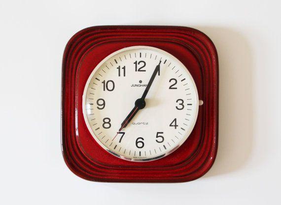 Wanduhr für küche  Die besten 25+ Wanduhr küche Ideen auf Pinterest | Küchenwanduhren ...