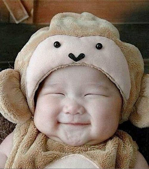 Cute Asian Babies | cute asian baby laughing | Cute asian ...