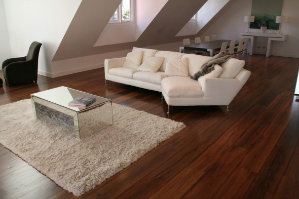 Recycled Grey Ironbark flooring