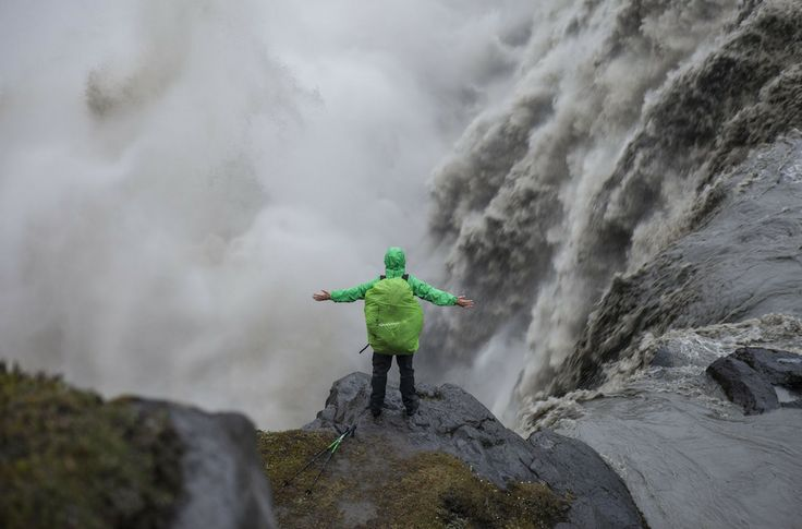 Dettifoss, Iceland Photo by Chris