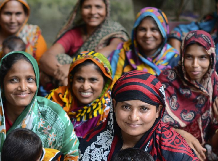 Women's Community Group - From TEAR's Useful Gifts: The original way to buy a goat and other poverty-fighting gifts. #usefulgifts #charity #donate #aid #community @tearaustralia