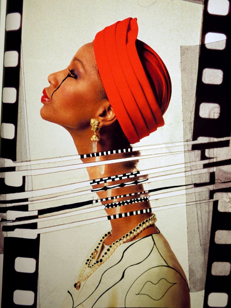 68 best images about Jean-Paul Goude on Pinterest ...