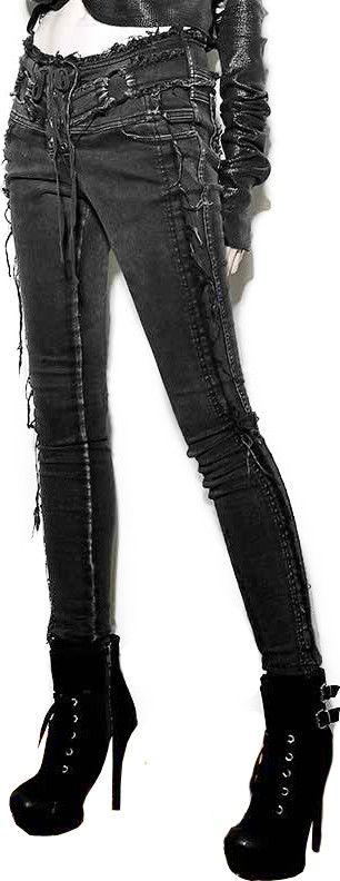 Punk Rave - Furiosa Jeans - Buy Online Australia Beserk