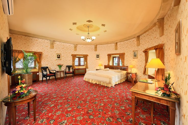 Chateau St. Havel hotel  www.chateauhotel.cz Hotel 4* Superior