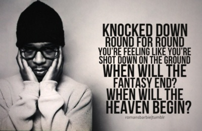 Mr. Rager - Kid Cudi... I miss you Ben... Always in my heart RIP... You were the brother I never had ❤