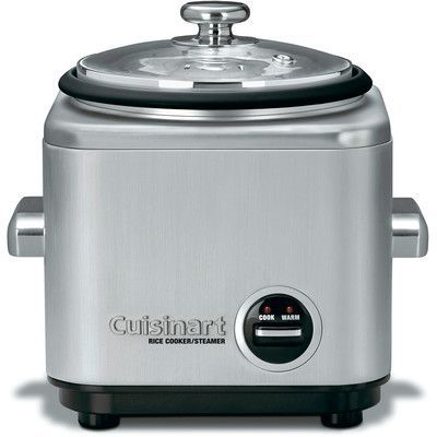Cuisinart Rice Cooker & Steamer Size: 4 Cup