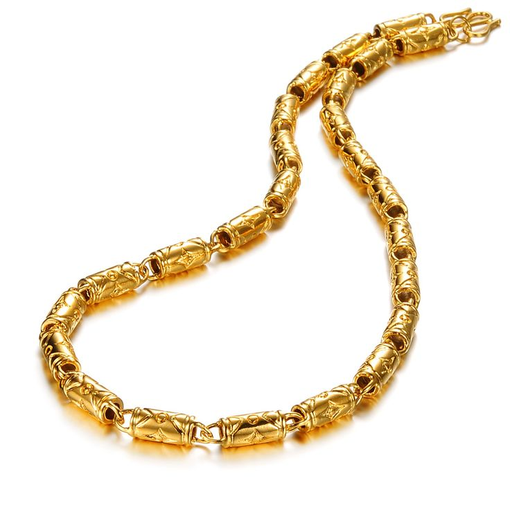 Men Gold Chains Gold Jewelry Pinterest Chains Gold