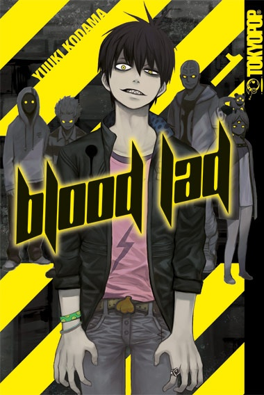 Blood Lad - Tokyopop Manga-Shop