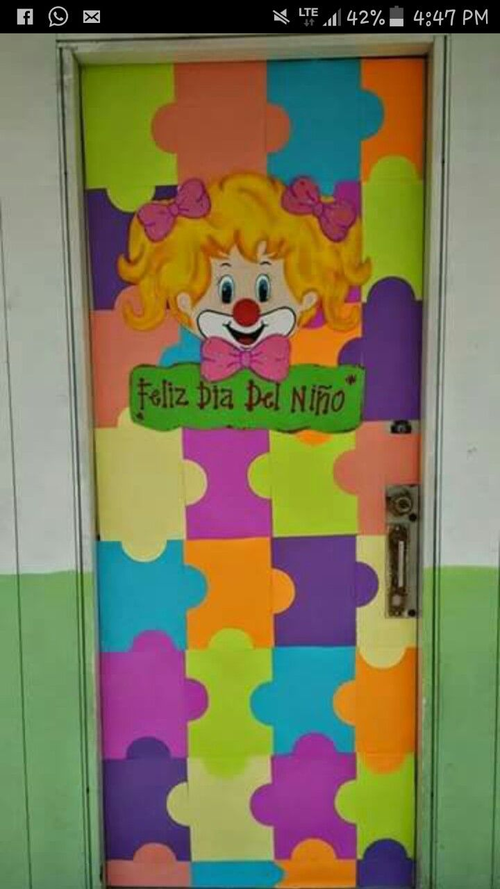 pin de jessica en pink school doors school decorations