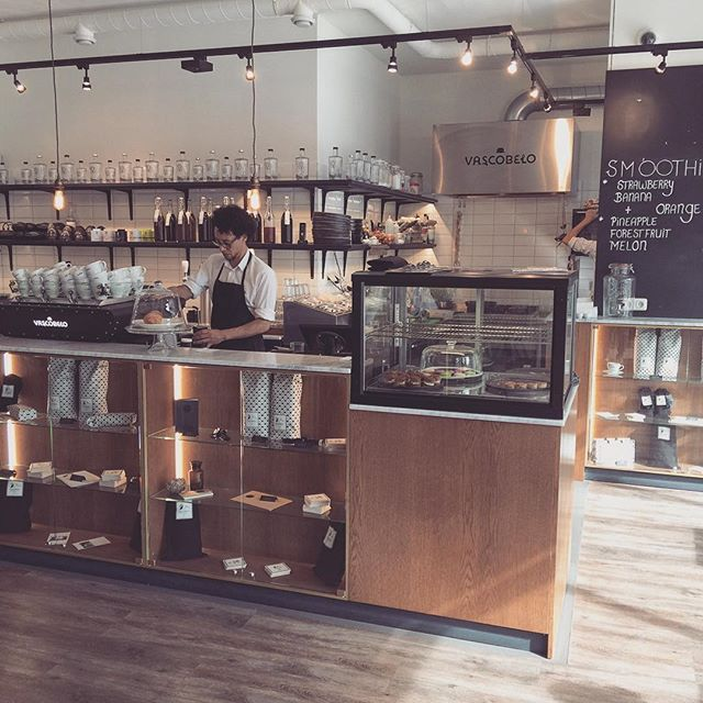 Vascobelo V-bar | sophisticated coffee place