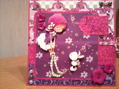 StampScrapandSmile Fairy from Nellie Snellen