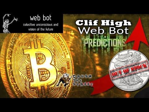 China Gov Promoting bitcoin! Coming Silver Shortage - Clif High's Web Bot Revelations - Gold Silver Council