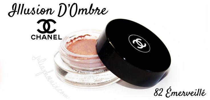 Illusion D'Ombre tono Emerveille de Chanel : una sombra en crema a destacar