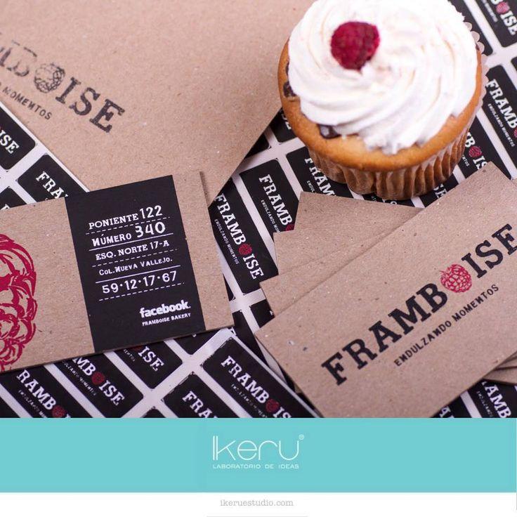 Framboise - Pastelería - Imagen Corporativa