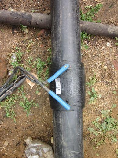 как отремонтировать канализационную трубу из пластика - Поиск в Google
