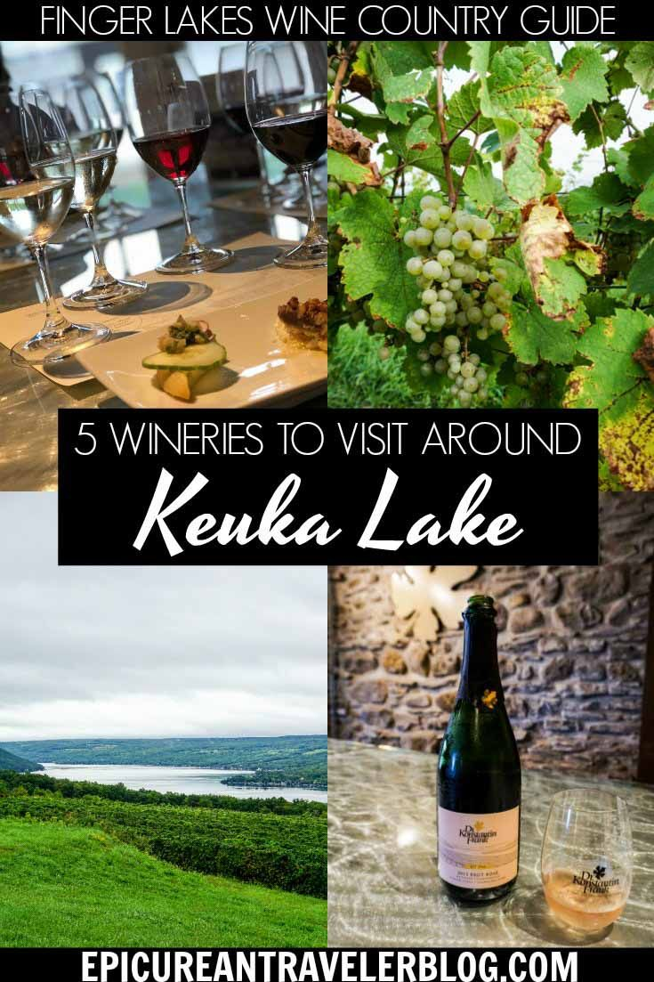 Five Keuka Lake Wineries To Visit In Finger Lakes Wine