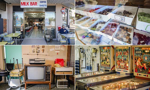 New 1970's Milk bar that has opened in Sydney - Milk Bar Cafe 2223