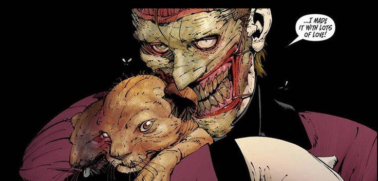 batman mascara do coringa joker importado livro scott snyder