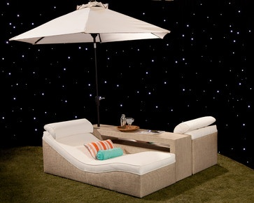 Bring the Indoors Out... - tropical - outdoor chaise lounges - las vegas - Somers Furniture