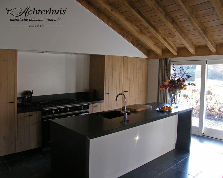17 beste idee n over retro keukens op pinterest klassieke keuken dambord vloer en jaren 50 keuken - Onderwerp deco design keuken ...