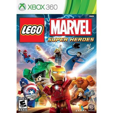 Lego: Marvel (Xbox 360) - Walmart.com