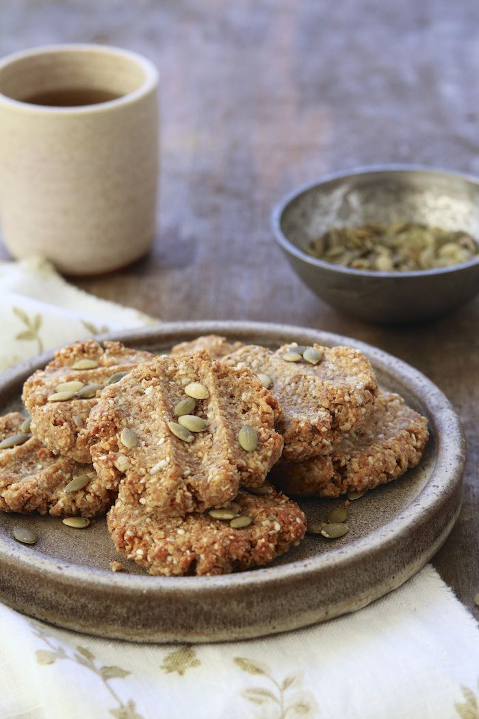 Granola Cookies Petite Kitchen