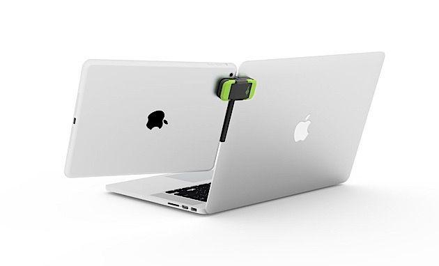 Mountie – Die iPad-Halterung fürs MacBook