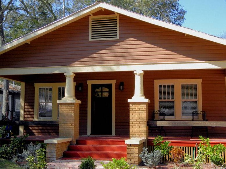 17 best images about someday i 39 ll live in a bungalow on for Craftsman homes for sale in florida