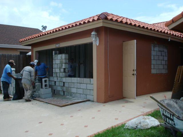 52 best home garage converted images on pinterest - Convert garage to bedroom permit ...