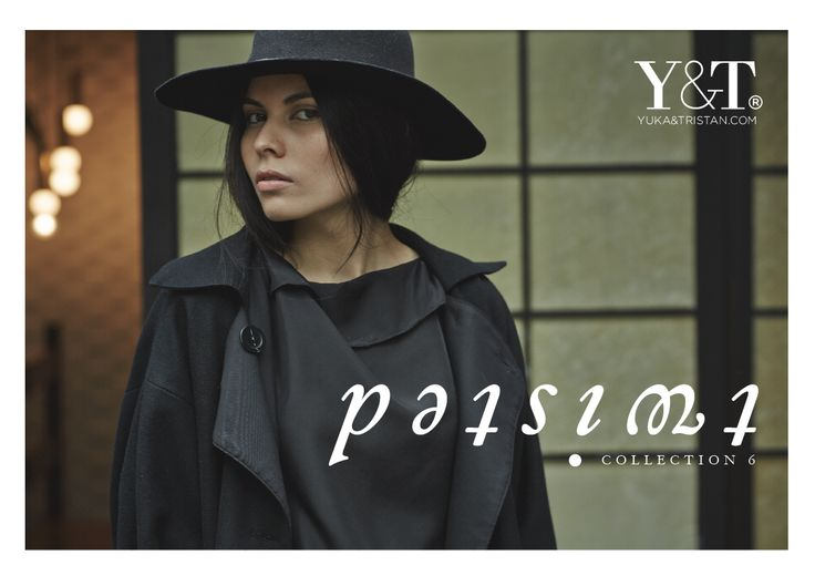"""Campaign Poster for """"Twisted"""" - Y&T collection 6  www.yukaandtristan.com"""