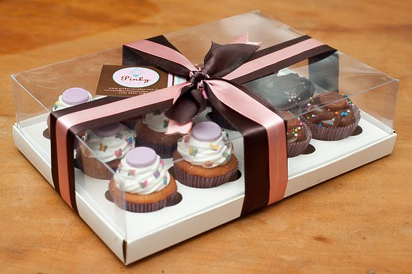 Cupcake package