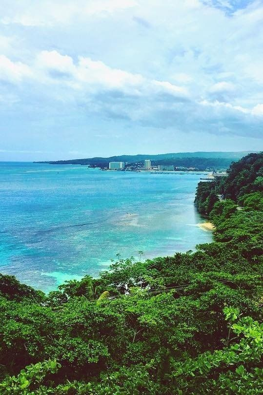 Ocho Rios, Jamaica | Bright green rainforests pair with fantastic beaches and cascading waterfalls. #jamaicadestinationspecialist