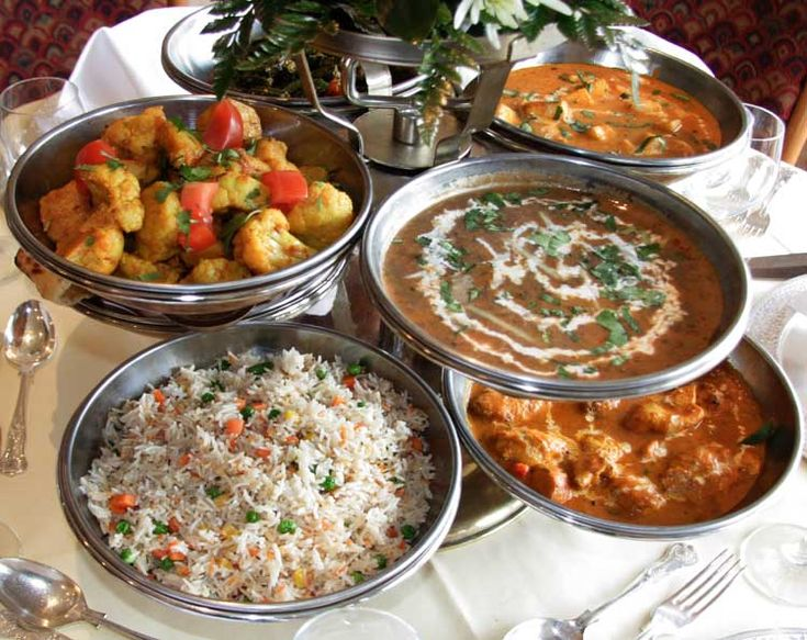hindu wedding catering