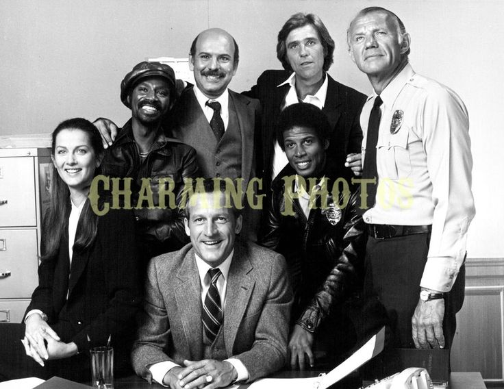 Hill Street Blues 04 8 5x11in Glossy Photo Daniel J Travanti Michael Conrad | eBay
