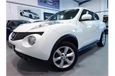 NISSAN JUKE 1.5 ACENTA DCI 5d [B/TOOTH+CLIMATE+CRUISE+ALLOYS]