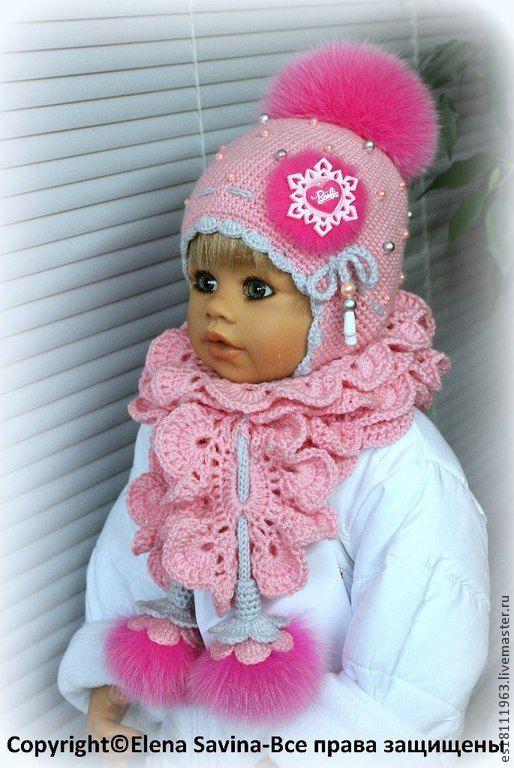 """Одежда для девочек, ручной работы. Ярмарка Мастеров - ручная работа Комплект """"Барби"""" №2. Handmade."""
