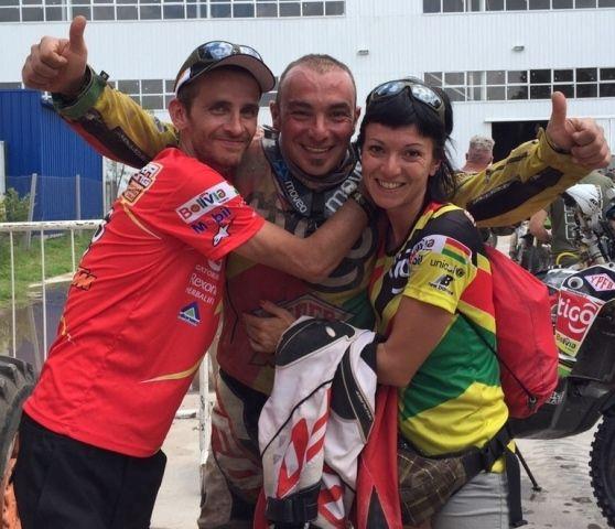 Ceci: «La mia avventura alla Dakar» -http://gazzettadimodena.gelocal.it/modena/foto-e-video/2015/01/23/fotogalleria/la-straordinaria-avventura-di-paolo-ceci-1.10723189#1