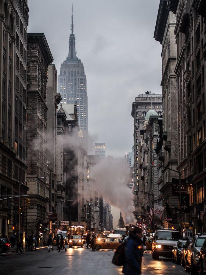 New York City / photo by Paul Robinson