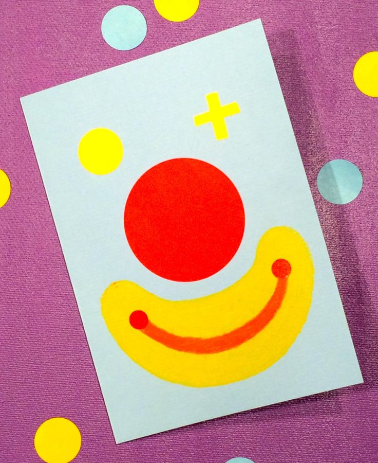 einladungskarten kindergeburtstag basteln clown new