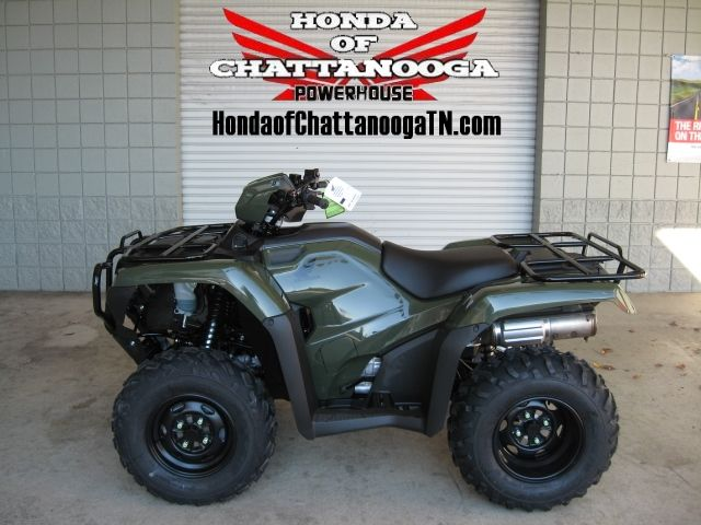 2014 foreman 500 4x4 atv sale at honda of chattanooga