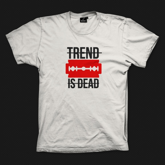 dead by nature, that's the way it is and the way they want it to be. is not about trend is about business.