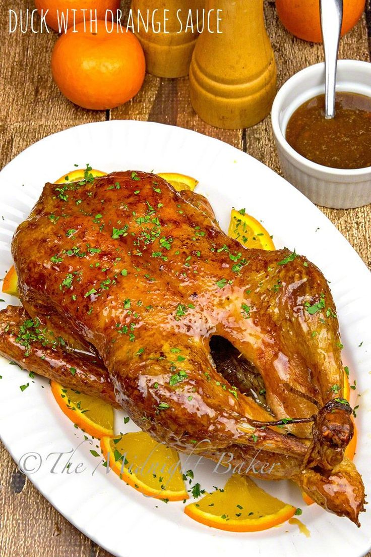 Duck with orange sauce is the most favored way to serve this bird. I haven't eaten duck in close to 30 years! That was due more to price and availability where I live now. I decided to treat myself when I saw them in the store last week. The thing I love about duck is...Read More »