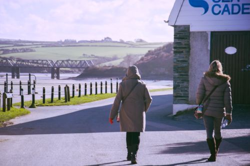Maiden in Cornwall - Blog Post: A Padstow Family Outing - Walking the Camel Trail